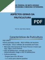 Aula 01- FRUTICULTURA GERAL