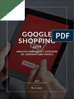 Searchmetrics Google Shopping UK 2019