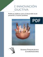 TIC e Innovación Productiva Finquelievich y Otros.