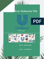 SMA_06_IntA_01_TermPaper_Unilever