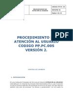 PROCEDIMIENTO DE ATENCION AL USUARIO.docx
