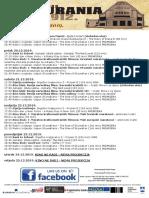 Program kina Urania 19.12.-25.12.2019