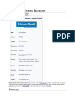 Bajaj Allianz General Insurancepooja2