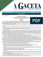 La Gaceta 170-31 Ago-2004 Reglamento Para El Otorgamiento de Permisos de Construcción Del Cantón de Grecia