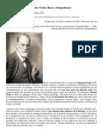 Aproximación al inconsciente_Freud, Hesse y Schopenhauer