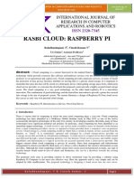 RASPBERRY PI - FILE TRANSMISSION