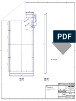 Plate Technical Drawing