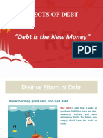 Effects of Debt