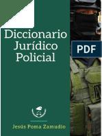 Diccionario Jurídico Policial Jesus Poma Zamudio LP