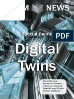 Special Theme Digital Twins in-Memory Co