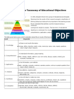 Benjamin Bloom's Taxonomy of Educational Objectives.doc