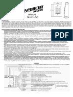 SK 1131SQ - Manual de instalación