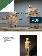 Greek Statue Revision