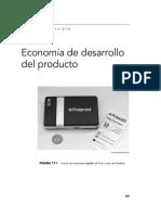 ECONOMÍA DEL PRODUCTO - ULRICH K.
