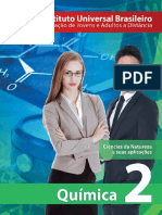 Capa - Química 2ª Série