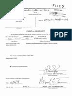 Paul Jarvis Affidavit