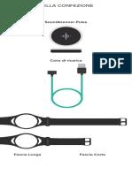 Soundbrenner Pulse User Manual Italian