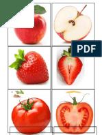 memorice frutas