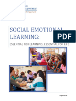 Sel Essential for Learning and Life
