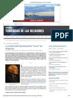 La modernidad líquida podría _licuar_ las religiones.pdf