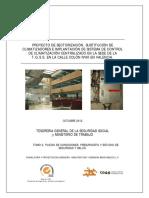 Climatizacion Tgss Colon 60 Tomo 2 Memoria y Cálculos