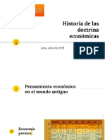 pensamiento económico antiguo