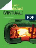 Notas de clase realidad virtual