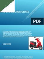 Tipos de Motocicletas Gabriel