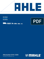 Mahle Catalogo Filtros 2019_2020