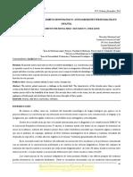 PACIENTE AUTISTA  AUTOAGRESIONES VERSUS MALTRATO 2013