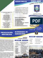 ANIVERSARIO LVIII IESPP  AMM - 2019