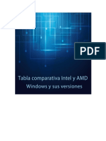 Tarea Procesadores y Windows