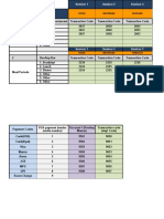 POS IFC Mapping Sheet