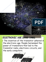The Electronic Age PPT