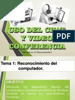Uso Del Chat y Video Conferencia- 1 Reconocimiento Del Computador