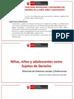 01 Niño Siujeto de Derechos 2019