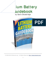 eBook Lithium Battery Guidebook