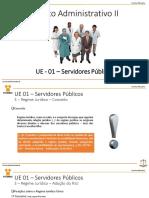 UE - 01 - Servidores Públicos - Aula 2