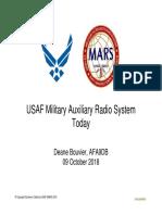 USAF Military Auxiliary Radio System