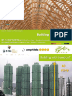 4. Building with bamboo - Dr Hector
