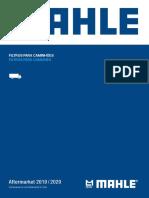 Mahle Lista Aplicação Filtro Linha Pesada 2019-2020
