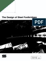 Design of Steel Footbridges