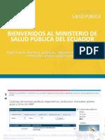 Catálogo de Normativas y Guías de Práctica Clínica