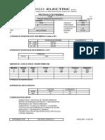 P-2504 Transf. Monofasico 1kva -Yura