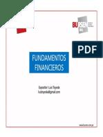 Fundamentos Financieros Fb Enero 2018