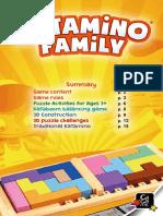 Gigamic Katamino-family Rules Web