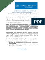 SUNAT DISPONE NUEVOS CODIGOS PARA IDENTIFICAR EXISTENCIAS EN LIBROS ELECTRÓNICOS