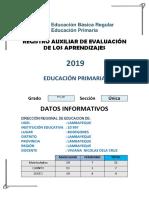 REGISTRO AUXILIAR 2019