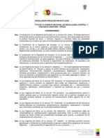 Resolución ARCSA de 008 2017 JCGO Farmacias y Botiquines Privados