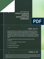 CASOS CLINICOS APARATO REPRODUCTOR FEMENINO
